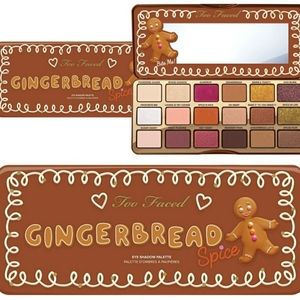 Too Faced Gingerbread Spice Eyeshadow Palette NEW